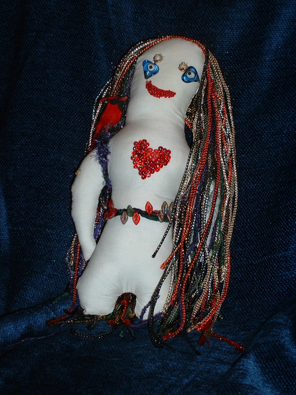 feral child doll for Aquarius new moon